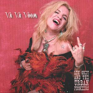 LEX GREY AND THE URBAN PIONEERS-VA VA VOOM-CD