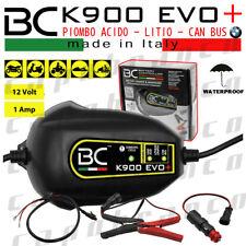 BC K900 EVO+ Caricabatteria Mantenitore di Carica per batterie Piombio Acido 12V