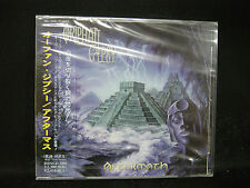 ORPHAN GYPSY Aftermath JAPAN CD + Extra Music Video Heavenly Nocturnal Rites