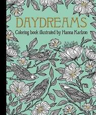 Daydreams Coloring Book (Daydream Coloring Series) by Hanna Karlzon | Hardcover
