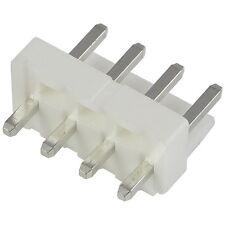 10 MPE-Garry Nylon-Stifleiste 4-polig 250V 5A RM 3,96 gerade Pin header 855914