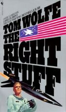 The Right Stuff  Tom Wolfe  VeryGood  Book  0 Paperback