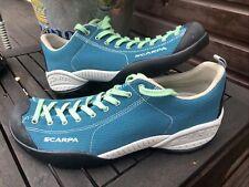scarpa mojito fresh Shoes Blue Men's Size Uk6.5 Eu40 Hiking Walking New