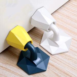1PCS Door Protector Self Adhesive Rubber Stop Door Stopper Bumper Guard Silicone