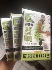 2017-18 Panini Essentials Hanger Box Basketball Cards