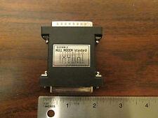 Db25Nm-2 Standard Null Modem Vintage Computer Telecoms New