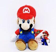 Little Buddy Super Mario All Star Collection Mario Stuffed Plush Doll