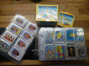 PICK 10 for £2 - 500+ INCL DIFFICULT NO'S - PANINI WORLD CUP 2014 BRASIL STICKER