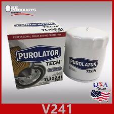 PUROLATOR TECH. V241 TL10241 Engine Oil Filter NEW