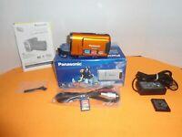 Panasonic Rugged Waterproof Handheld SD Camcorder SDR-SW21, Original Box Bundle!