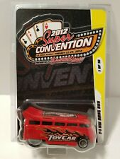Hot Wheels 2012 DiecastSpace.com Super Convention Custom T-1 Drag Bus  1 of 10