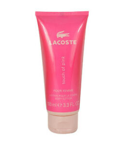 Lacoste TOUCH OF PINK Body Perfumed Body Lotion - 100ml - BRAND NEW