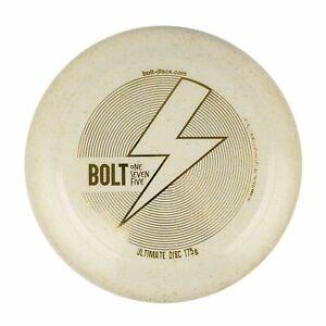 Frisbee Bolt OneSevenFive Ultimate Frisbee Flying Disc! (Ghost Shimmer)