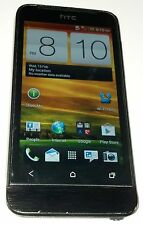 HTC One V - 4GB - Black (Virgin Mobile) Smartphone Bad WiFi bubbles in Screen