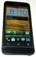 HTC One V - 4GB - Black (Virgin Mobile) Smartphone Bad WiFi bubbles in Screen