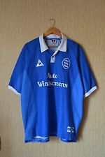 RARE Birmingham City ENGLAND 1998/1999 HOME FOOTBALL SHIRT MAGLIA LE COQ SPORT