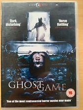 Ghost Game DVD 2006 Thai Prison Reality TV Horror Film Movie
