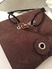Bracelet Dinh Van R7 Double Cœur Or Jaune