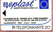 Carte téléphonique ALLEMAGNE K - 241 factice Neuf et Intact (interne: 956)