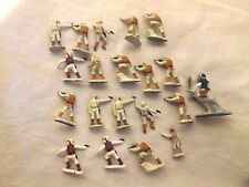LOT 20 VINTAGE 1982 STAR WARS DIECAST MICRO COLLECTION FIGURES HOTH ARMY BUILDER