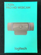 Logitech C920x Pro HD Webcam 1080p Video Calling BRAND NEW SHIPS FAST! IN HAND