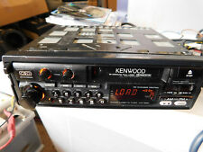 BMW E32 1989 Fitted KENWOOD KRC-989D RADIO CASSETTE Player Fits E23 E24 E30 E34