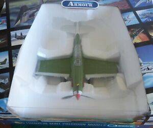 FRANKLIN MINT ARMOUR COLLECTION  B11E077  P40  WARHAWK   1:48  SCALE