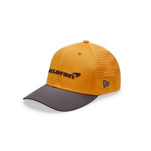 2020 McLaren F1 Carlos Sainz NEW ERA 9FIFTY Official Drivers Cap Hat - ORANGE