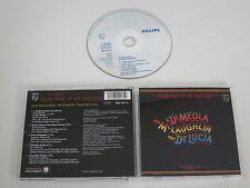 AL DI MEOLA/JOHN MCLAUGHLIN/PACO DE LUCIA/FRIDAY NIGHT IN SAN FRANCISCO(800047-2