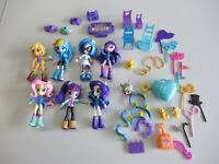 My Little Pony EQUESTRIA GIRLS With Accessories LOT Fast Shipping G3