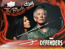 2018 Upper Deck The Defenders BS4 Only The Black Sky Lives - The Black Sky