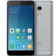 Teléfonos móviles libres gris Android Xiaomi Redmi Note 4