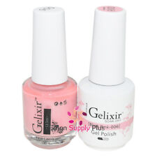GELIXIR Soak Off Gel Polish Duo Set (Gel + Matching Lacquer) - 006