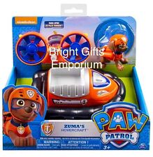 Paw Patrol Zuma Hovercraft Vehicle GENUINE NICKELODEON Boy Girl Gift Kids NEW!