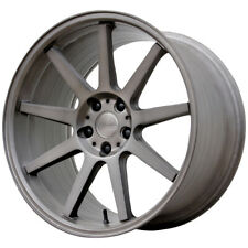New Listing4 New 20 Inch Verde Vff02 Flow Form 20x9 5x108 35mm Palladium Wheels Rims Fits More Than One Vehicle