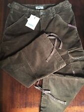 Rediculously Cute Max Studio Velvety Crop Pants Size 6 NWT