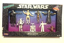 Star Wars: 8-Piece Bend-Ems Set (Limited Edition) :1993, JusToys [Unopened]
