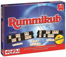 Jumbo 17571 Rummikub Classic Familie Inklusive Sanduhr