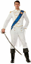 Adult Men's Happily Ever After Prince Charming Costume Standard Size