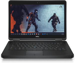 Dell Latitude Light Gaming Business Laptop 16GB RAM 2TB SSD Win10 Pro Webcam DVD