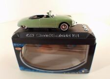 Solido S n° 4569 Citroen DS cabriolet 1961 neuf boite /boxed 1/43