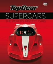 Top Gear Supercars: The World's Fastest Cars. RRP £20-BBC Books