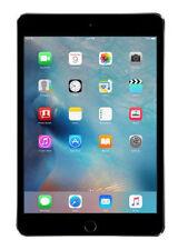 Apple iPad mini 4 128GB, Wi-Fi + Cellular, 7.9in - Space Grey Tablet