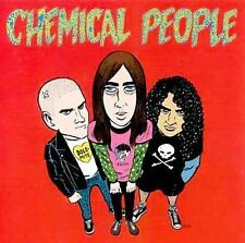 Chemical People CD The Right Thing - 1990 Cruz Punk sealed new ALL Dave Naz