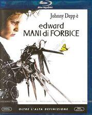 Edward Mani di Forbice BLURAY Depp Ryder Scissorhands DTS 20th Century Fox Cult