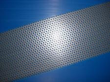 BUCHERT  Edelstahl - Lochblech > Rv 5-8 - 500 x 500 x 1,0 mm - VA - PORTOFREI