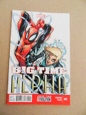 Alpha : Big Time 5   . Marvel  2013 -  VF
