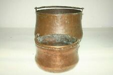 Pots/Planters Collectable Copper Metalware