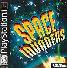 Space Invaders PS New Playstation