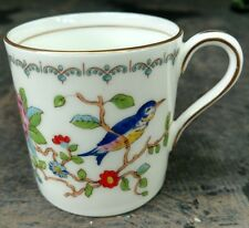 AYNSLEY ENGLAND FINE ENGLISH BONE CHINA DEMITASSE CUP ~ PEMBROKE